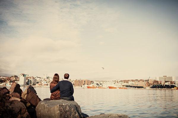 Andrew & Amy | Newfoundland Engagement Photography