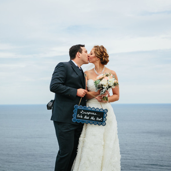 Thea & Chris :: Cape Spear Wedding Photography