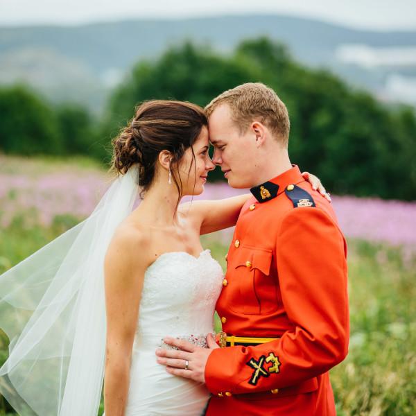 Laura & Benjamin :: St. John's Wedding Photography
