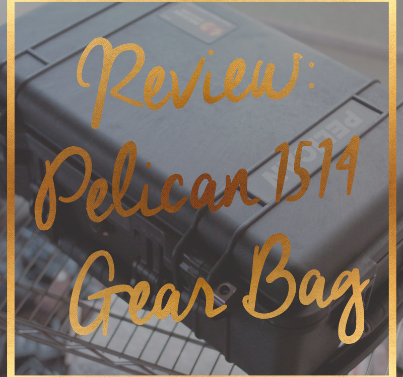 Pelican 1514 Carry On Review