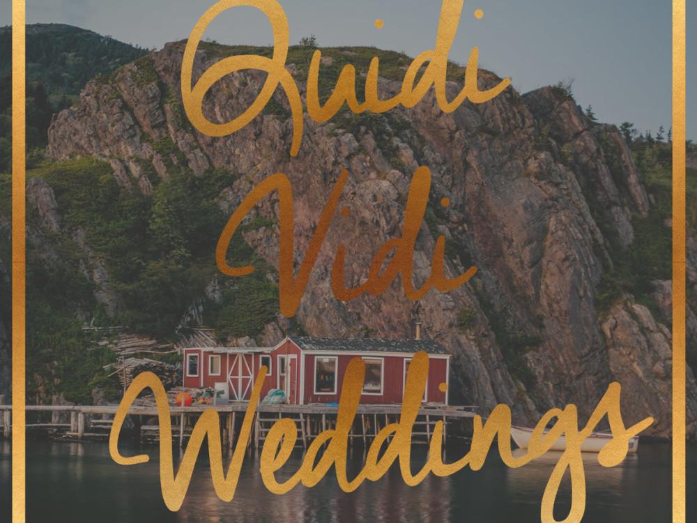 Quidi Vidi for Wedding and Engagement Photos