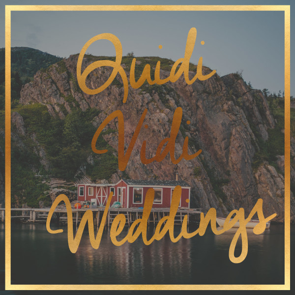 Quidi Vidi for Wedding and Engagement Photos