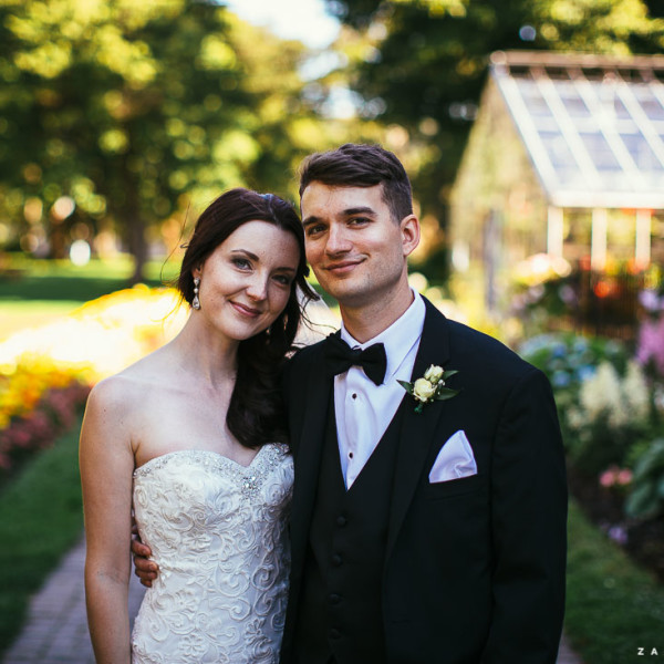 Amanda & Dave :: A Yellow Belly Wedding