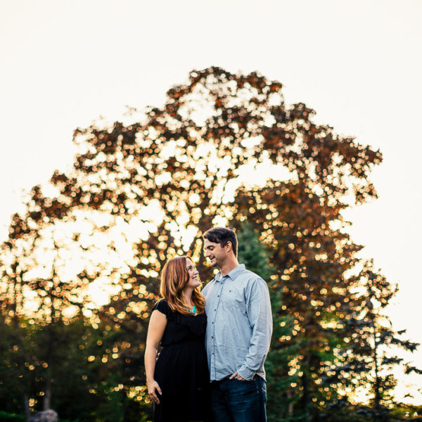 Amy & Frank :: A Bowring Park Engagement