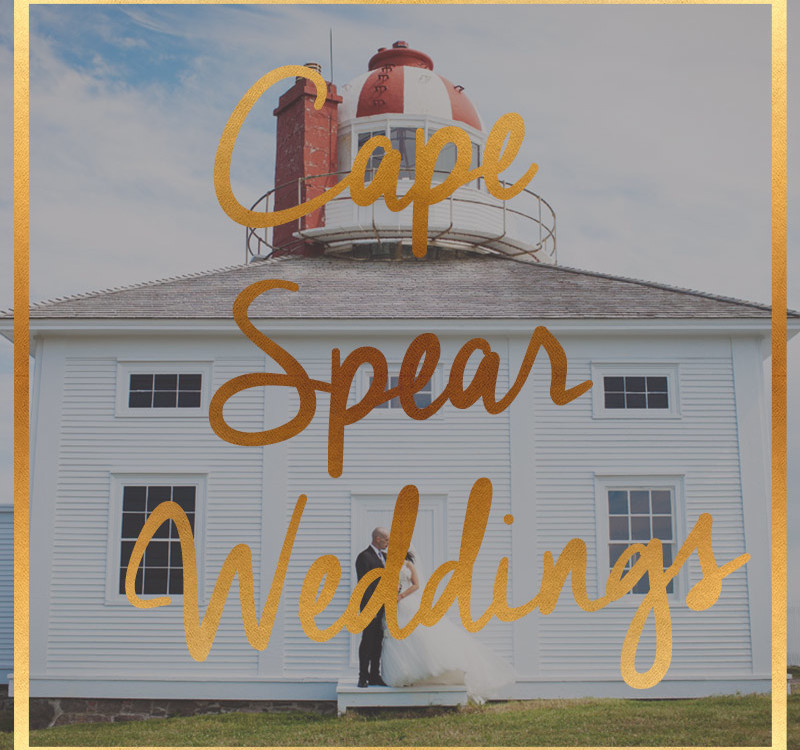 Planning a Cape Spear or Signal Hill Wedding - Everything You Need To Know