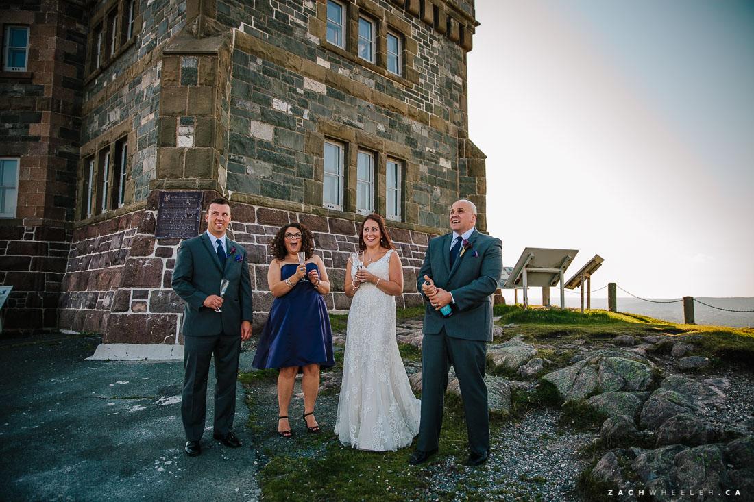 Capital Hotel Wedding Reception StJohns-19