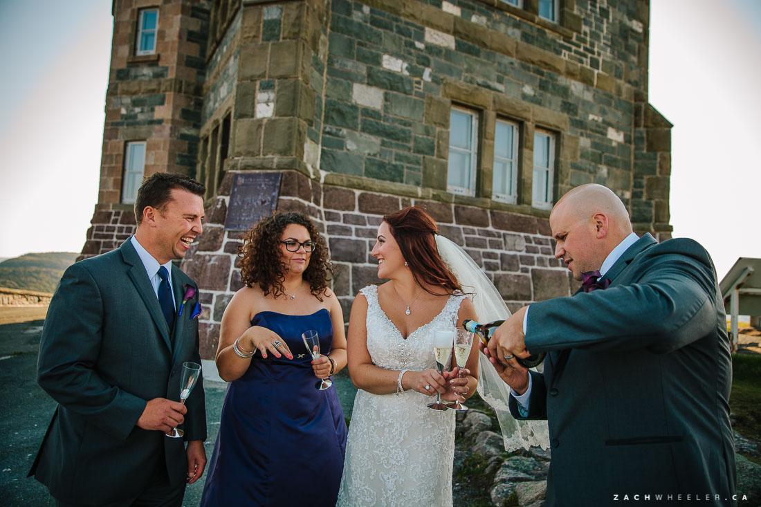 Capital Hotel Wedding Reception StJohns-20