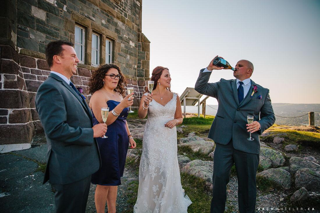 Capital Hotel Wedding Reception StJohns-22