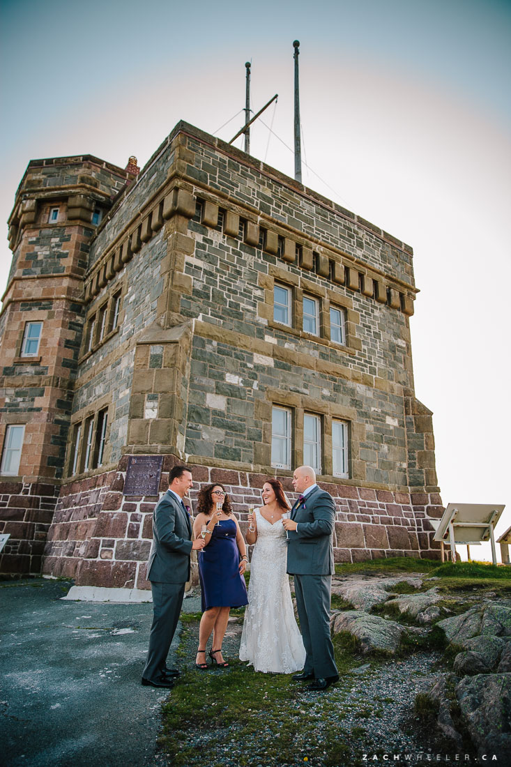 Capital Hotel Wedding Reception StJohns-23