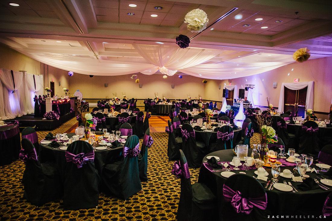 Capital Hotel Wedding Reception StJohns-29