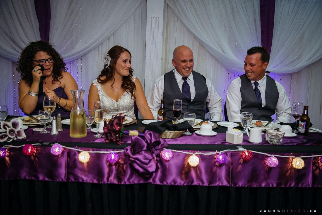 Capital Hotel Wedding Reception StJohns-30