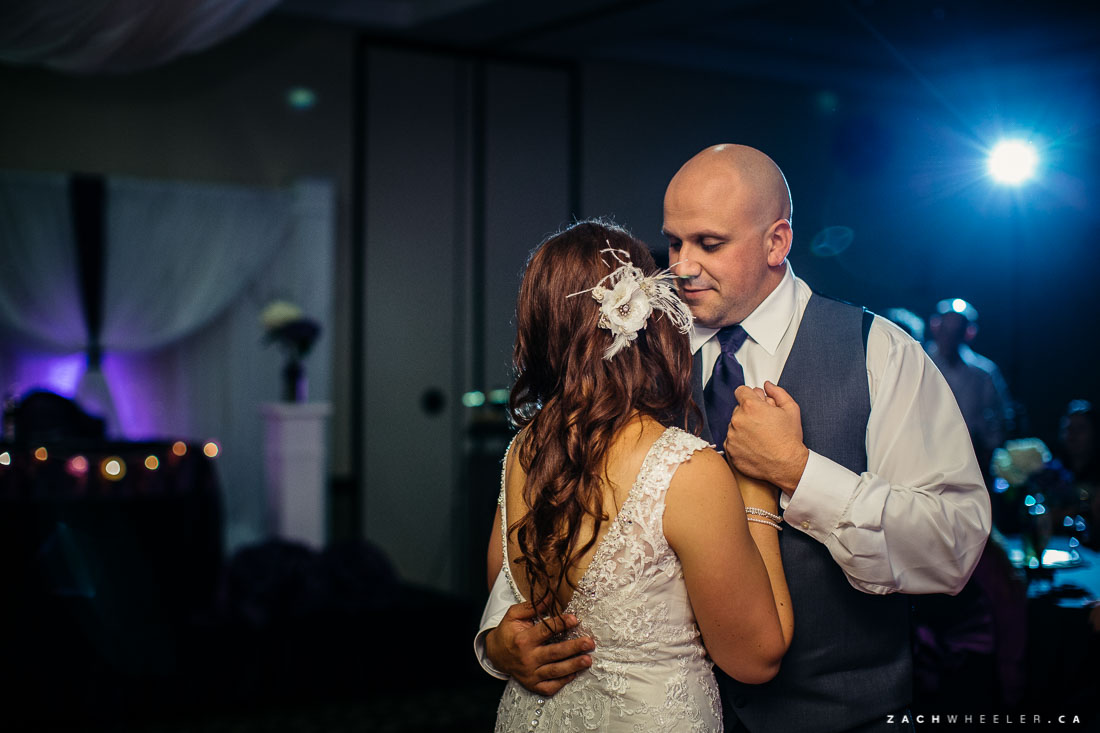 Capital Hotel Wedding Reception StJohns-34