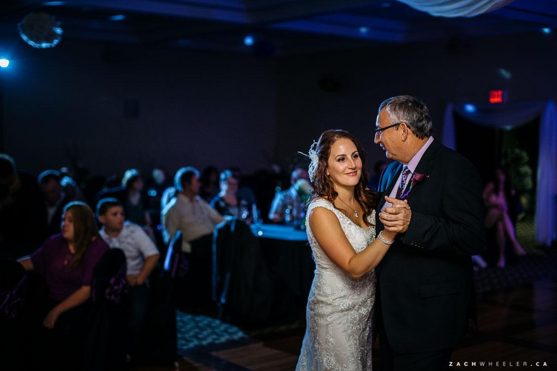 Capital Hotel Wedding Reception StJohns-36