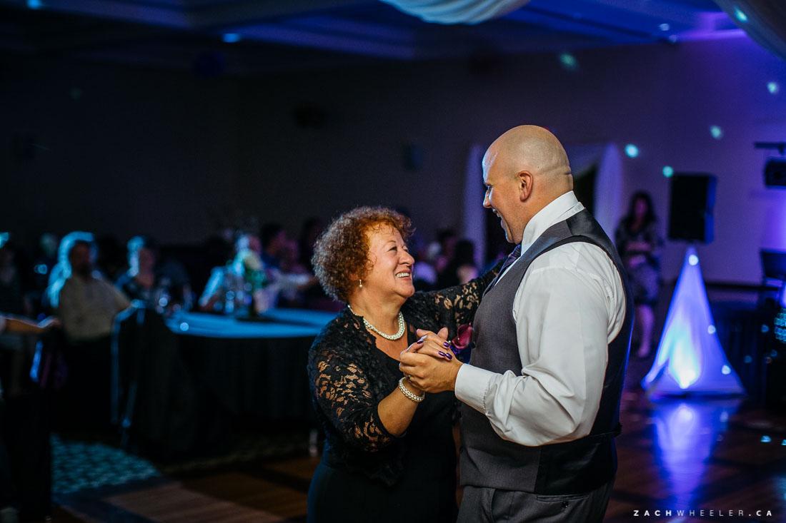 Capital Hotel Wedding Reception StJohns-39