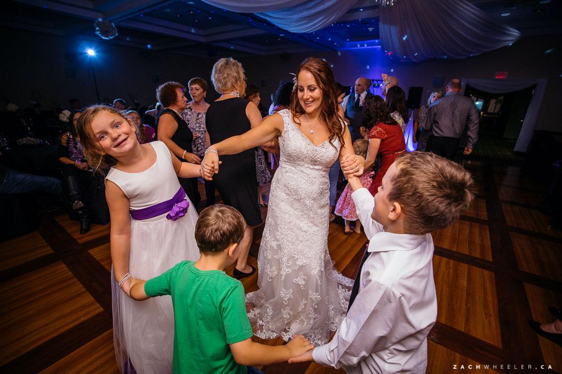 Capital Hotel Wedding Reception StJohns-43