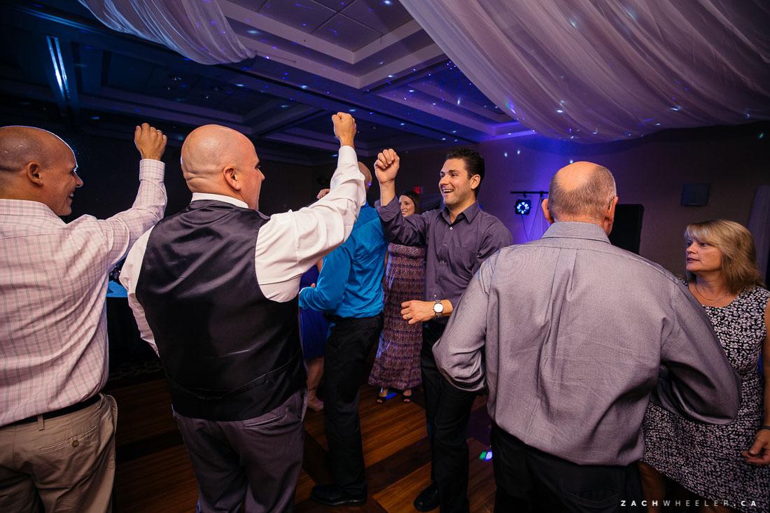 Capital Hotel Wedding Reception StJohns-45