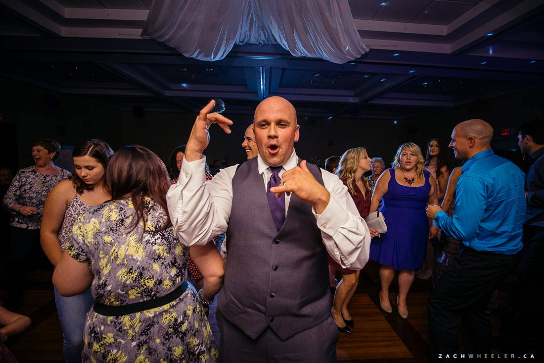 Capital Hotel Wedding Reception StJohns-47