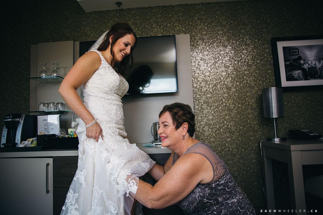 Capital Hotel Wedding Reception StJohns-8