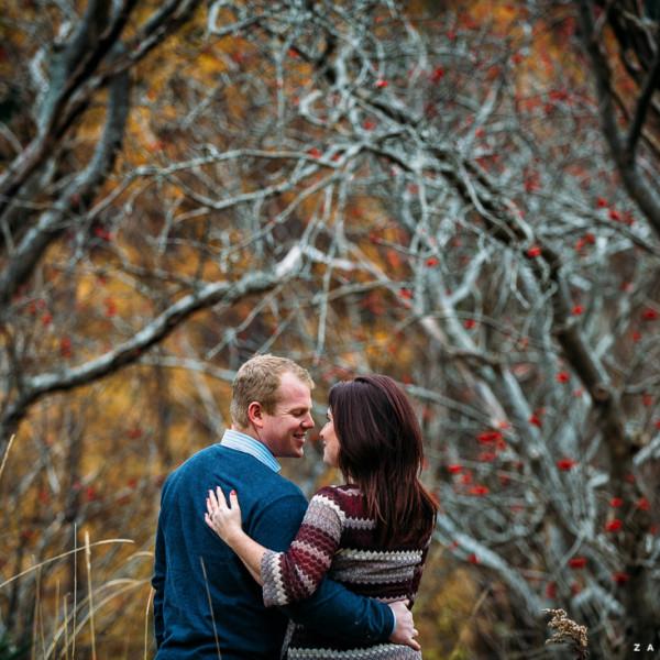 Robyn & Mitch :: A St. John's Engagement