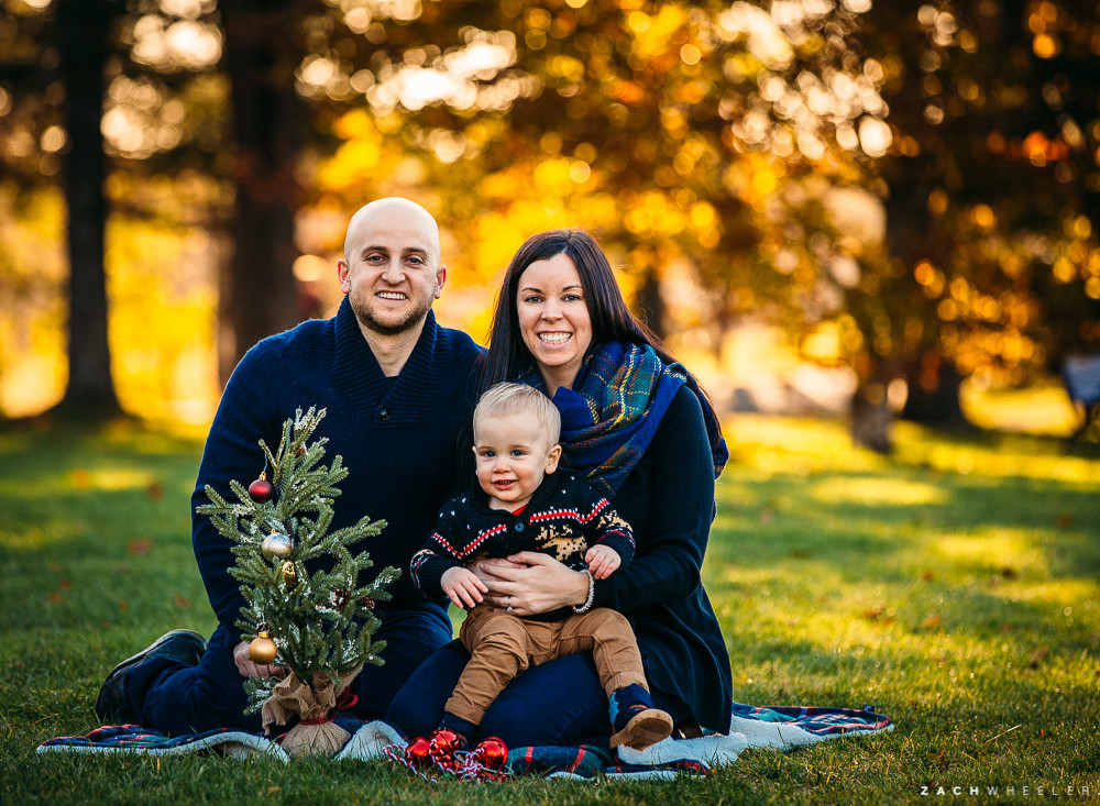 The Alexander Family :: St. John's Family Photography