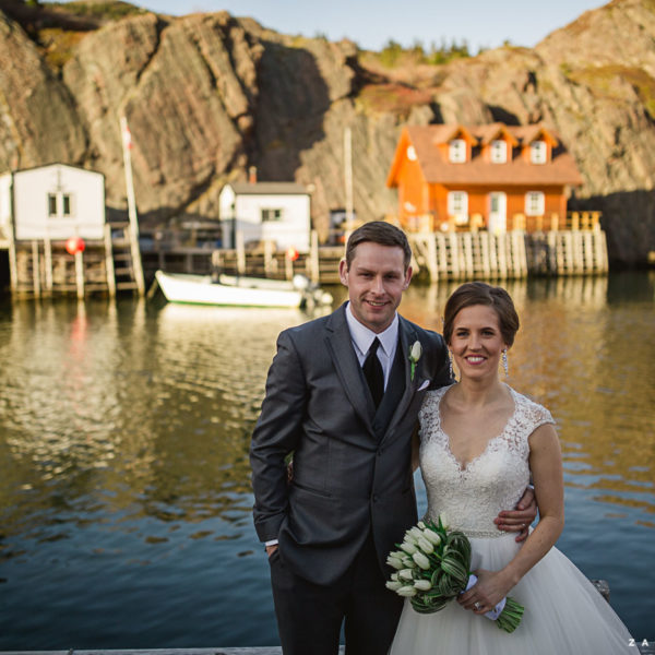Jennifer & Rob :: A Quidi Vidi Wedding