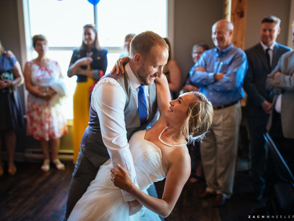 Jon & Olivia :: A Quidi Vidi Brewery Wedding