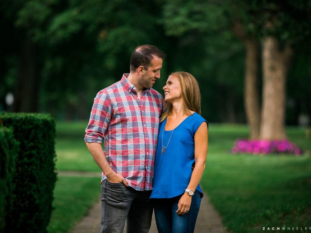 Megan & Steve :: A Post Tely10 Engagement Session