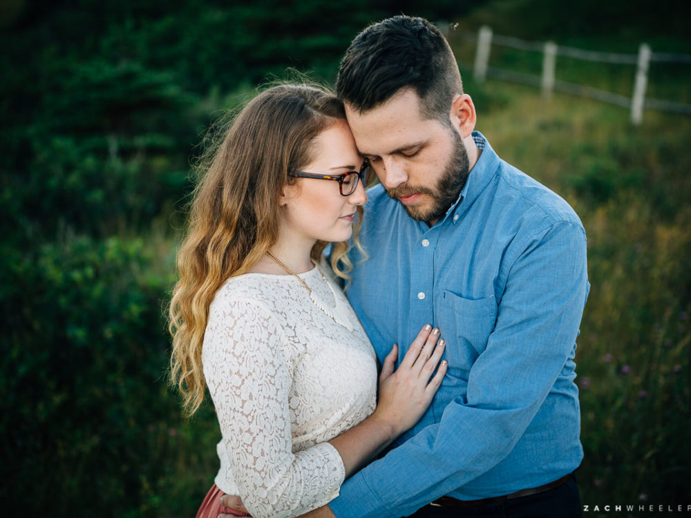 Jayne & Evan :: A Summer Engagement Session in St. John's