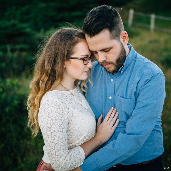 Jayne & Evan :: A Summer Engagement Session in St. John's