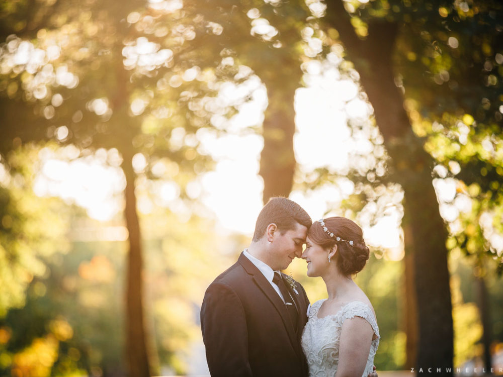 Kari & Shawn :: A Fall Wedding