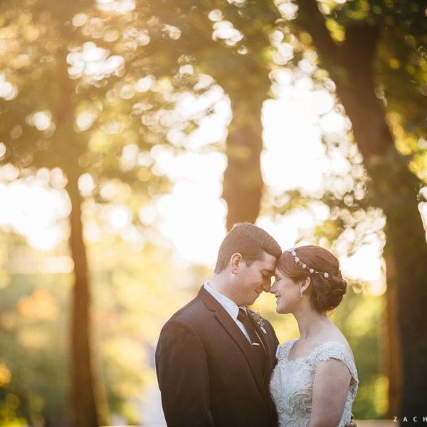 Kari & Shawn :: A Fall Wedding
