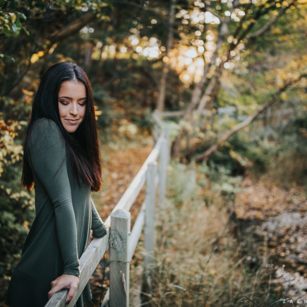 An Autumn Session With Sinead