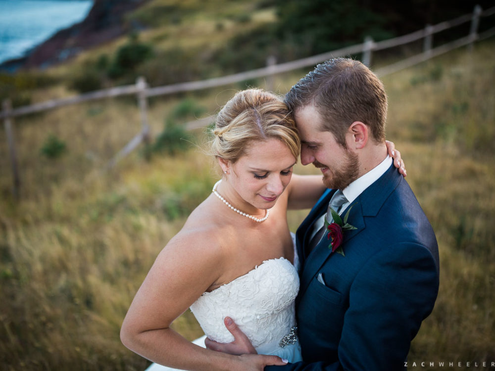 Laura & Andrew :: An October Wedding in St. John's