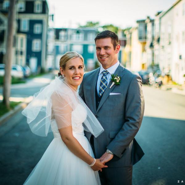 Nomi & Andrew :: A Granite Wedding in St. John's