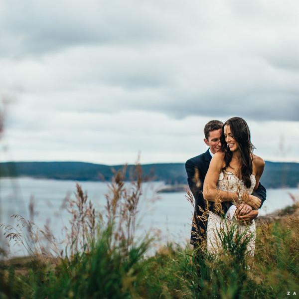 Jordan & Sandra :: A Raymonds Wedding